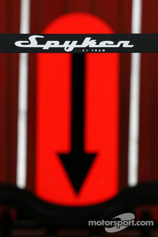 Spyker F1 Team: Logo