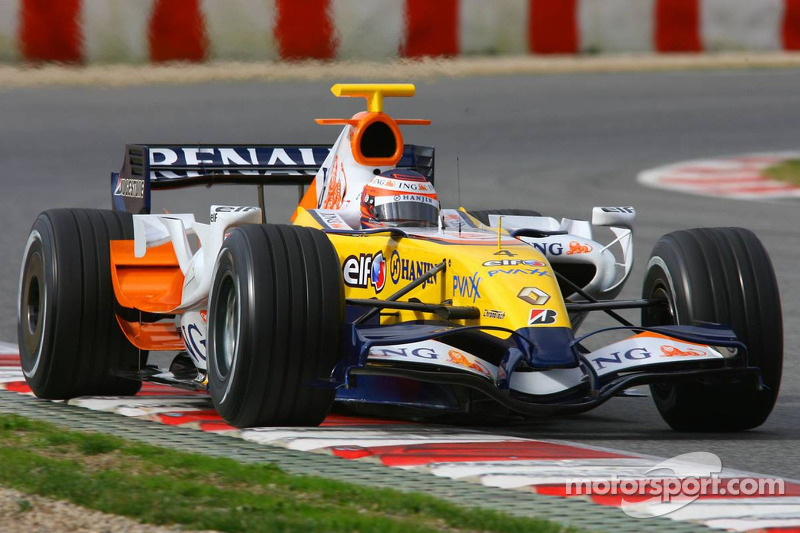 2007 : Renault R27