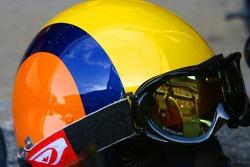 Renault F1 refuelers helmet