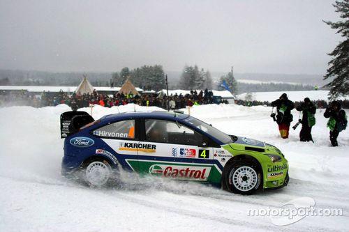 Rallye de Norvège