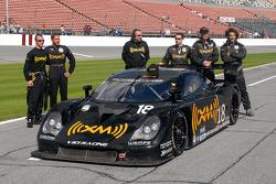 #18 VICI Racing Porsche Fabcar: Uwe Alzen, Robert Renauer, Terry Borcheller, Gaston Mazzacane