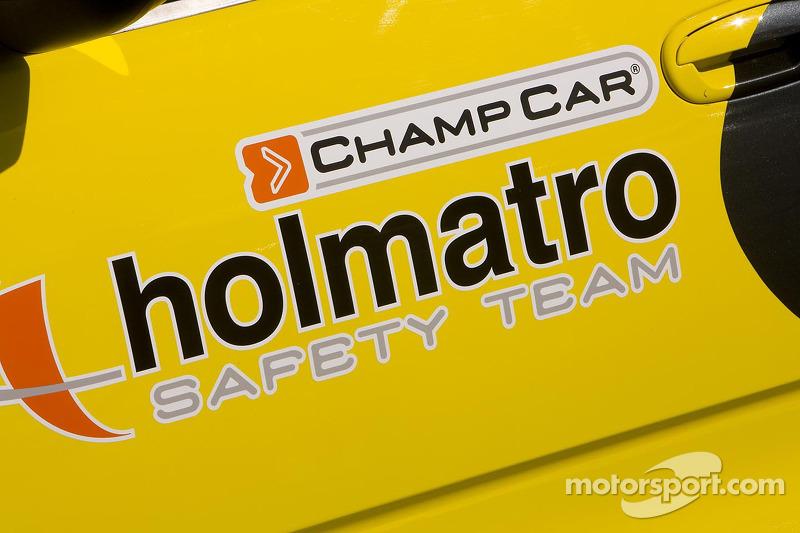 Nouveau sponsor pour la voiture de sécurité