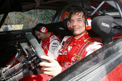 Sébastien Loeb and Daniel Elena, Citroen Total WRT, Citroen C4 WRC