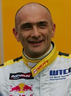 Gabriele Tarquini, SEAT Sport, SEAT Leon
