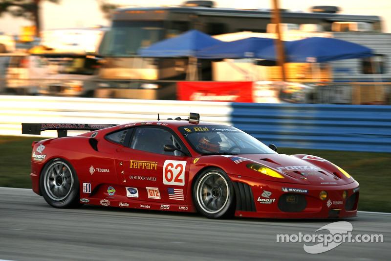 #62 Risi Competizione Ferrari 430 GT: Mika Salo, Jaime Melo, Johnny Mowlem