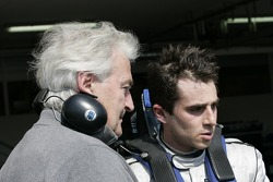Hugues de Chaunac and Nicolas Prost