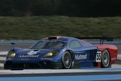 #55 Team Oreca Saleen S7-R: Stéphane Ortelli, Soheil Ayari