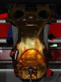 Ferrari Seat of the F2007