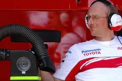 Toyota Racing Technican