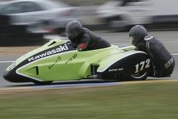 Samedi, qualifications Sidecar