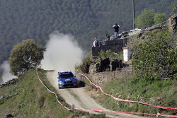 Крис Эткинсон и Глен МакНилл, Subaru WRT Subaru Impreza 2007 WRC
