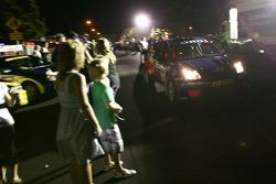 FORD Fiesta S2000 rally car arrives