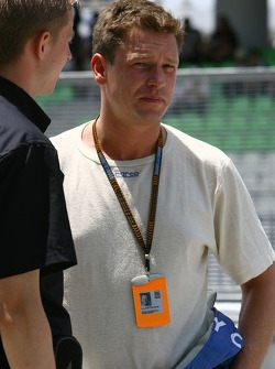 Bernd Maylander, FIA F1 and GP2 safety car driver