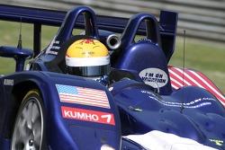 #31 Binnie Motorsports Lola B05/40 - Zytek: William Binnie, Allen Timpany, Chris Buncombe