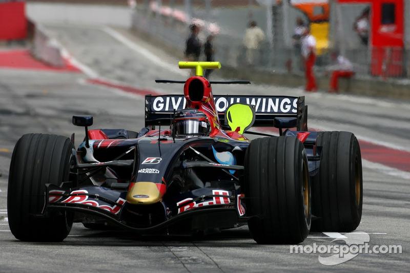 Скотт Спид, Scuderia Toro Rosso