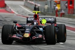 Scott Speed, Scuderia Toro Rosso