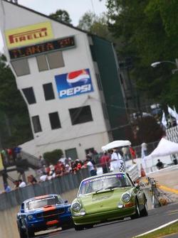 Historic Production, Driver #365, Pete Brittingham, '69 Porsche 911