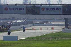 Course du dimanche en Superbike