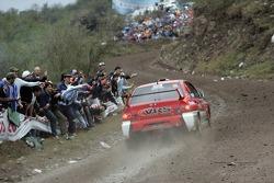 Federico Villagra and Diego Curletto, Mitsubishi Lancer Evolution