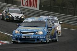 Nicola Larini, Team Chevrolet, Chevrolet Lacetti