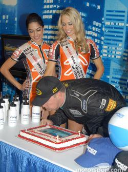 Birthday celebration for Justin Sofio