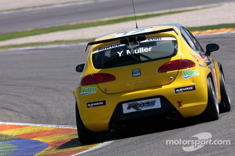 Yvan Muller, SEAT Sport, Seat Leon