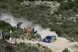 Крис Эткинсон и Стефан Прево, Subaru WRT Subaru Impreza 2007 WRC