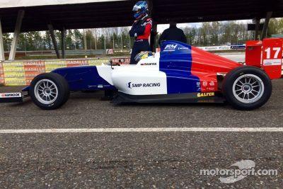 Предсезонная подготовка SMP Формулы 4