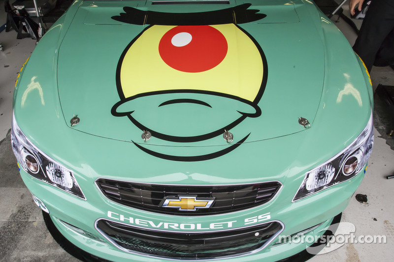 Tі Діллон, Річард Чілдресс Racing Chevrolet