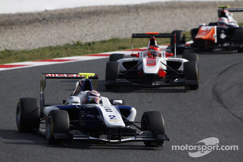 GP3 2015 – Барселона, вторая гонка
