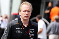 Эндрю Грин, технический директор Sahara Force India F1 Team