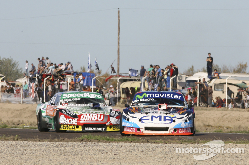 Christian Ledesma, Jet Racing, Chevrolet, und Facundo Ardusso, Trotta Competicion, Dodge