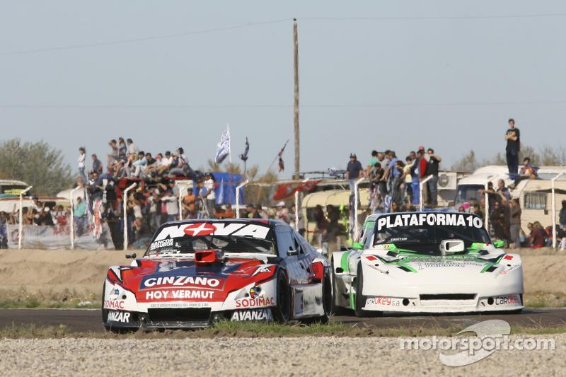 Matias Rossi, Donto Racing, Chevrolet, und Santiago Mangoni, Laboritto Jrs, Torino