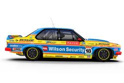 John Bowe, Touring Car Masters Holden Torana SL/R 5000