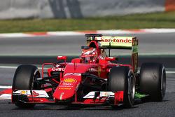 Рафаэле Марчелло, Ferrari SF15-T