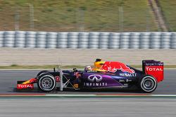 Pierre Gasly, Red Bull Racing RB11 Piloto de pruebas