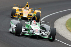 Carlos Munoz和retti Autosport本田赛车