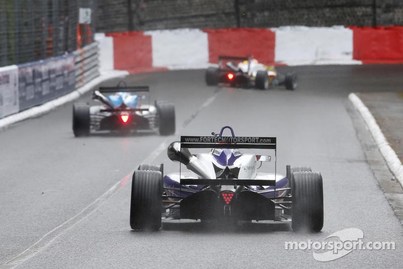 Martin Cao, Fortec Motorsports, Dallara Mercedes-Benz