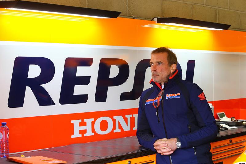 Livio Suppo, HRC