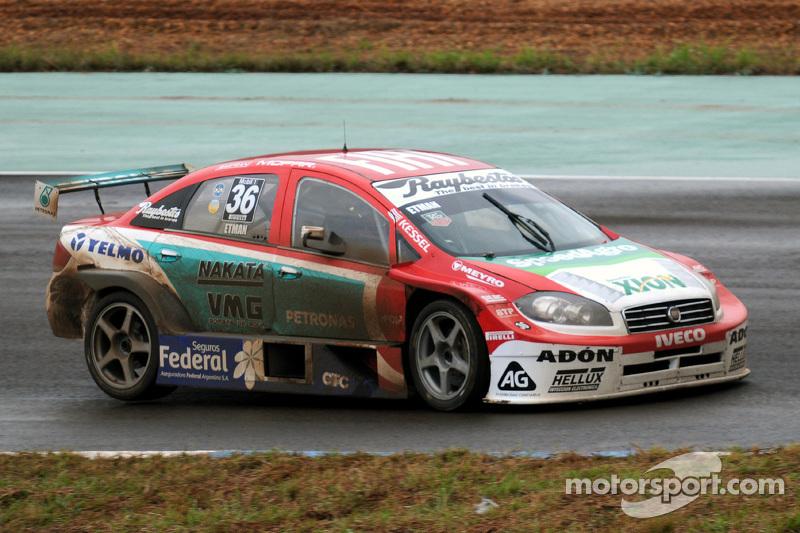 Bruno Etman, Equipo Fiat Petronas