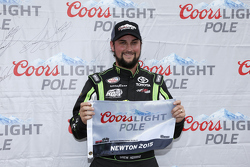 Pole sahibi Drew Herring, Joe Gibbs Racing Toyota