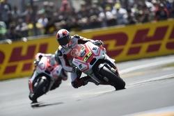 Yonny Hernandez e Danilo Petrucci, Pramac Racing Ducatis