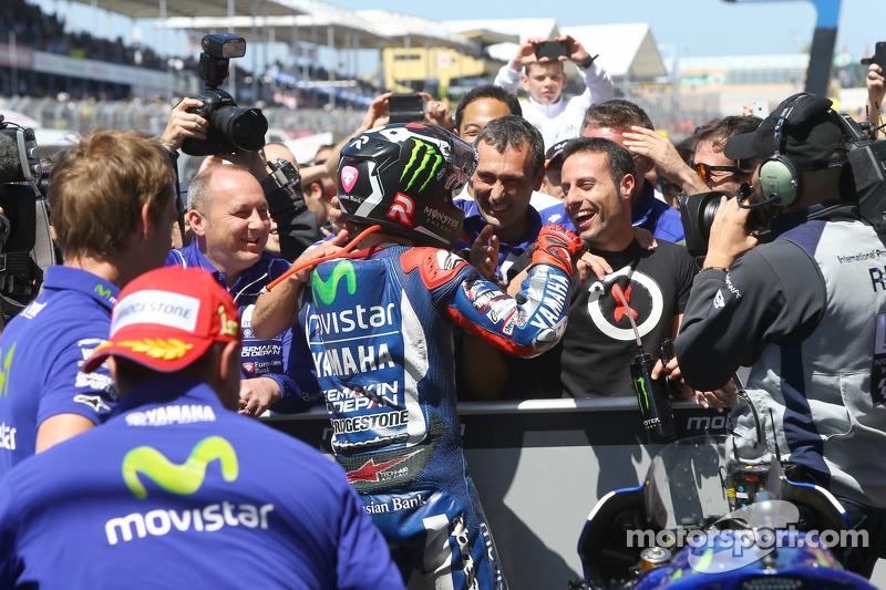 Pemenang balapan, Jorge Lorenzo, Yamaha Factory Racing