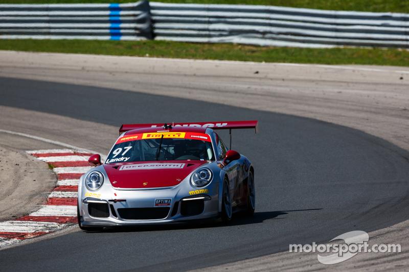 #97 Landry Racing, Porsche 991 GT3 Cup: Mitch Landry