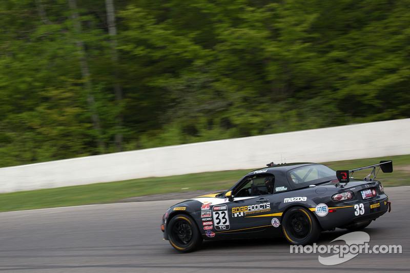#33 EASTEX Motorsports, Mazda MX-5: Adam Poland