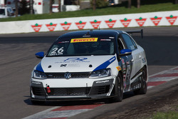 #26 Rains Racing, Volkswagen Jetta GLI: Mike Taylor