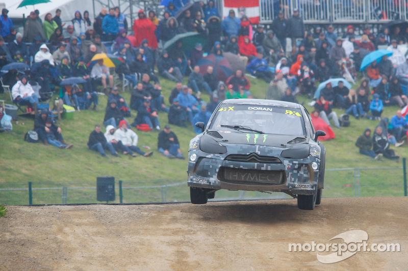 Liam Doran, SDRX Citroën DS3