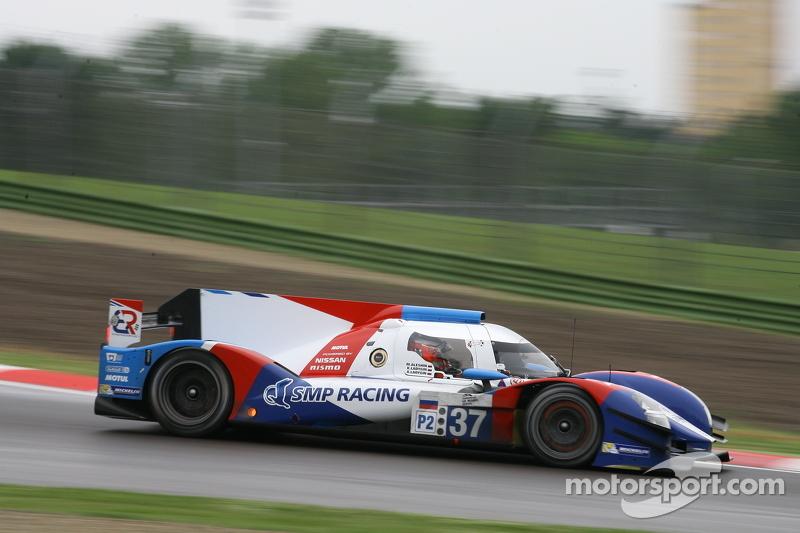 #37 SMP Racing, BR01 Nissan: Mikhail Aleshin, Kirill Ladygin, Anton Ladygin