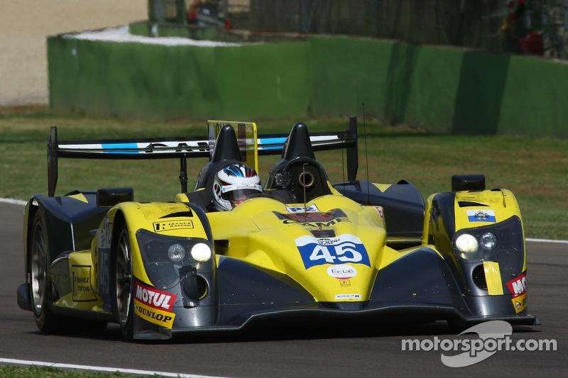 #45 Ibanez Racing Oreca 03 - Nissan: П'єр Перре, Іван Беллароза, Хосе Ібанес