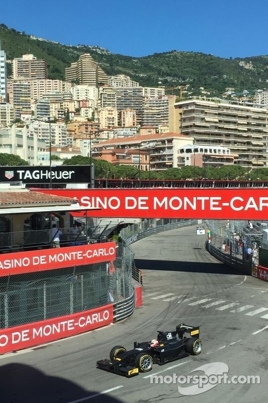 Martin Brundle, GP2-Test mit Pirelli